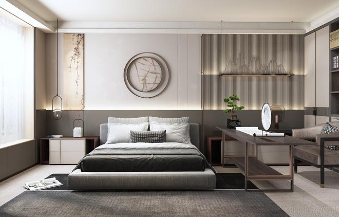 Buddhist mood luxury series